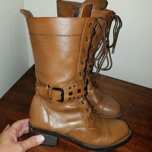 Oaianli Mid-Calf Boots size 8